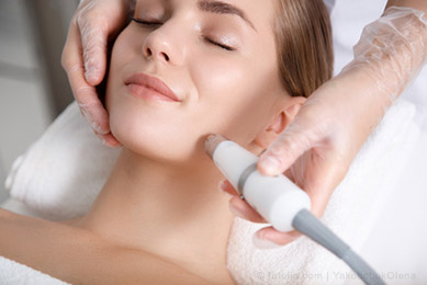 Ultrasound Cosmetic Treatment